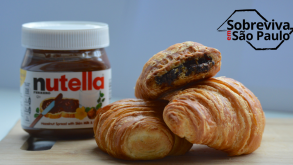Quiosque da Nutella irá distribuir croissants no Morumbi Shopping
