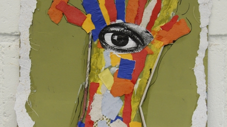 Instituto Olga Kos expõe obras de alunos na Oficina Cultural Oswald de Andrade