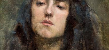 Uma aula sobre a história da mulher na pintura