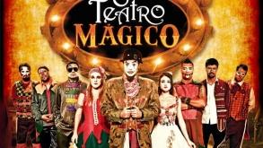 O Teatro Mágico toca em São Paulo no dia 19