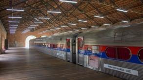 Trem Expresso da CPTM faz passeio até Paranapiacaba