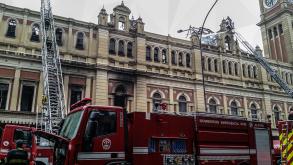 CAU fará campanha para restauração do Museu da Língua Portuguesa