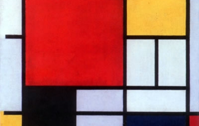 São Paulo recebe exposição Mondrian e o movimento De Stijl