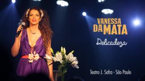 Vanessa da Mata faz quatro shows em São Paulo