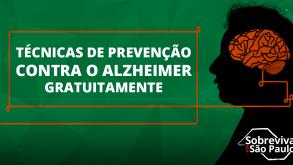 Semana do cérebro ativo com técnicas de prevenção contra o alzheimer