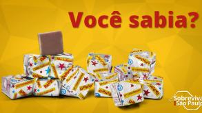 O Dadinho foi criado em homenagem ao IV Centenário de São Paulo