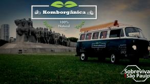 Komborgânica e seus produtos orgânicos espalhados por São Paulo