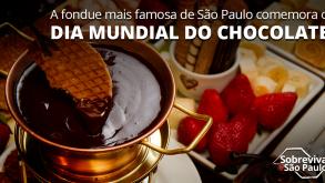 Hannover tem ação especial no Dia Mundial do Chocolate!