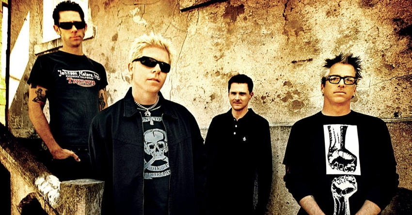 The Offspring em São Paulo: ouça uma playlist especial de aquecimento