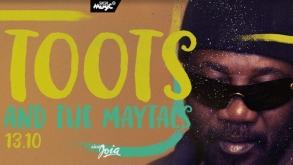Toots & The Maytals traz seu reggae lendário a São Paulo