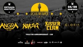 Anhangabaú sedia festival de rock com entrada gratuita