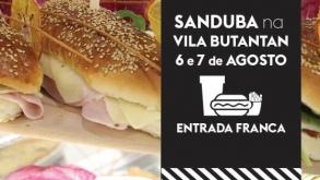 Sanduíche é tema do novo festival da Vila Butantan