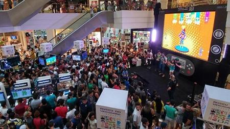 Museu do Videogame Itinerante chega a Santo André nesta semana