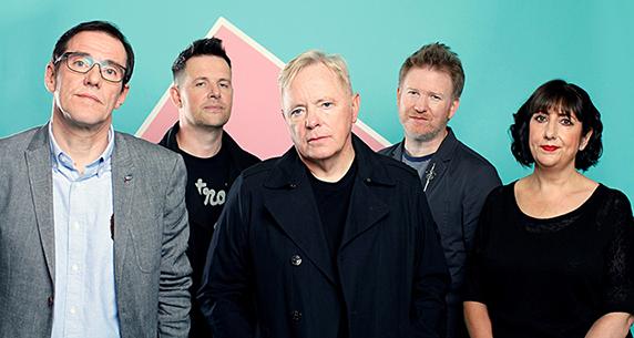 New Order volta ao Brasil para se apresentar no fim do ano