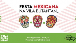 Vila Butantan realiza Festa Mexicana neste fim de semana
