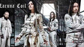 Lacuna Coil e Rhapsody Of Fire marcam shows no Brasil