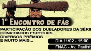 Fnac Paulista sedia encontro de fãs de The Walking Dead