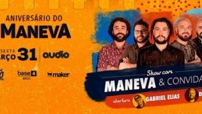 Audio Club SP: experiência – e ANIVERSÁRIO DO MANEVA.