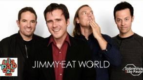 Jimmy Eat World no Lollapalooza Brasil 2017: ouça 9 sucessos da banda