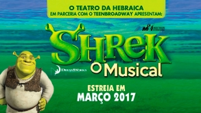 Shrek, o Musical: Confira os detalhes do retorno da peça e uma entrevista exclusiva!