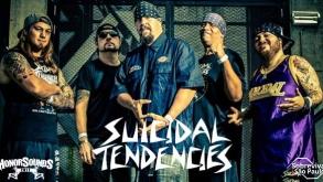 Suicidal Tendencies está no Brasil e toca em São Paulo no sábado