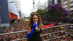 Anitta e Daniela Mercury encerram o Carnaval de Rua 2020 de São Paulo