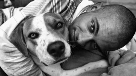 Do Cinza à Cor: Exposição sobre moradores de rua e seus cães