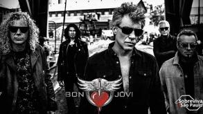 Bon Jovi no São Paulo Trip: ouça 15 sucessos da banda