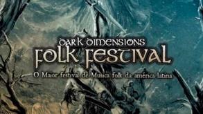 Dark Dimensions Folk Festival acontece em novembro
