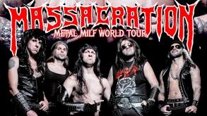 Massacration divulga novo clipe e show em São Paulo