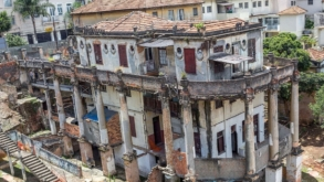 A história de SP contada pela Vila Itororó: um terreno de contrastes
