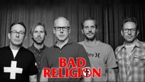 Bad Religion deve voltar ao Brasil em novembro
