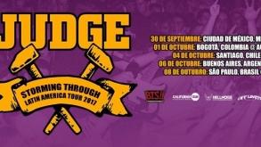 Com show lotado, Judge inicia turnê que passa por São Paulo