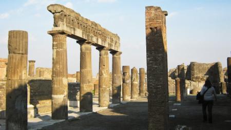 """""""Pompeia e seus mistérios"""": exposição relembra a tragédia da Itália"""
