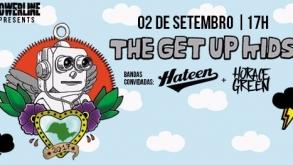 The Get Up Kids toca no Brasil na próxima semana