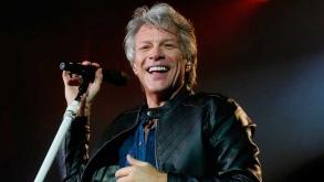 Jon Bon Jovi participa de festival online ainda hoje