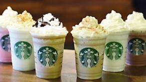 Starbucks faz ação com Frappuccino em dobro