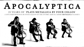 Apocalyptica em São Paulo: confira o provável setlist