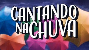 Com Cláudia Raia no elenco e chuva no palco, Cantando na Chuva encanta e emociona plateia do Teatro Santander