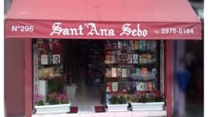 Sant´Ana Sebo: A casa da literatura no bairro de Santana