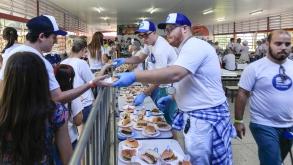 Hamburgada do Bem busca 3 mil voluntários para fazer a alegria da criançada