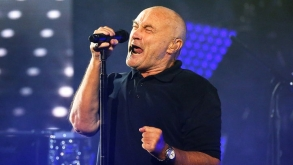 Phil Collins em São Paulo: ingressos à venda!