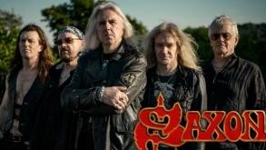 Saxon vem ao Brasil em 2018 para fazer show em São Paulo