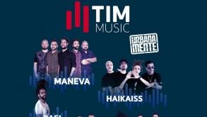 TIM Music realiza festival de música nacional em São Paulo