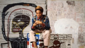 Obras de Jean-Michel Basquiat no CCBB