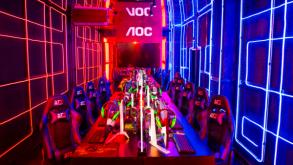 AOC – O Universo de Games em São Paulo