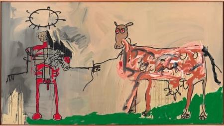 CCBB promove exposição gratuita com obras de Basquiat