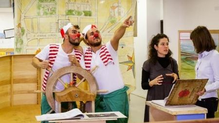 Grupo Esparrama leva Projeto Navegar para a Funarte