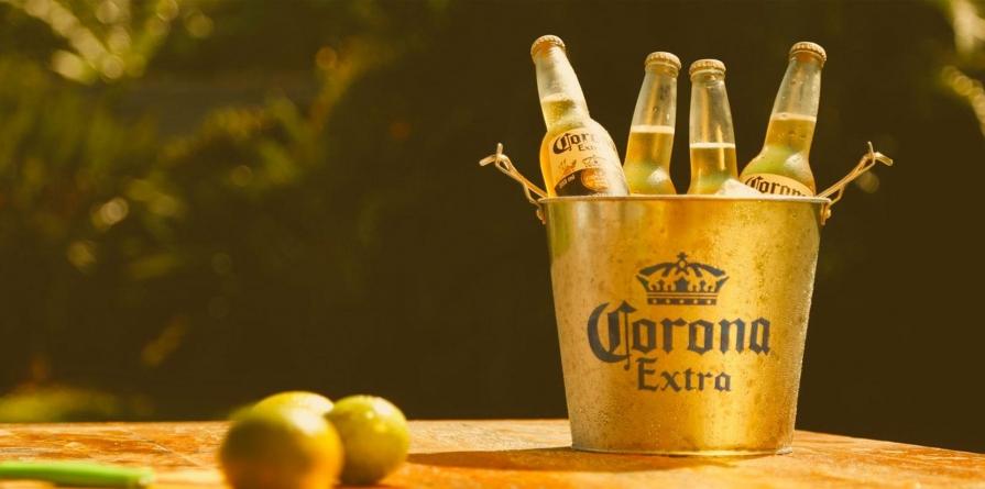 Corona traz o clima da praia para SP