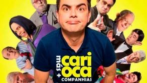 Humorista Carioca volta a São Paulo com seu show de humor